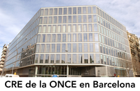 CRE de la ONCE en Barcelona