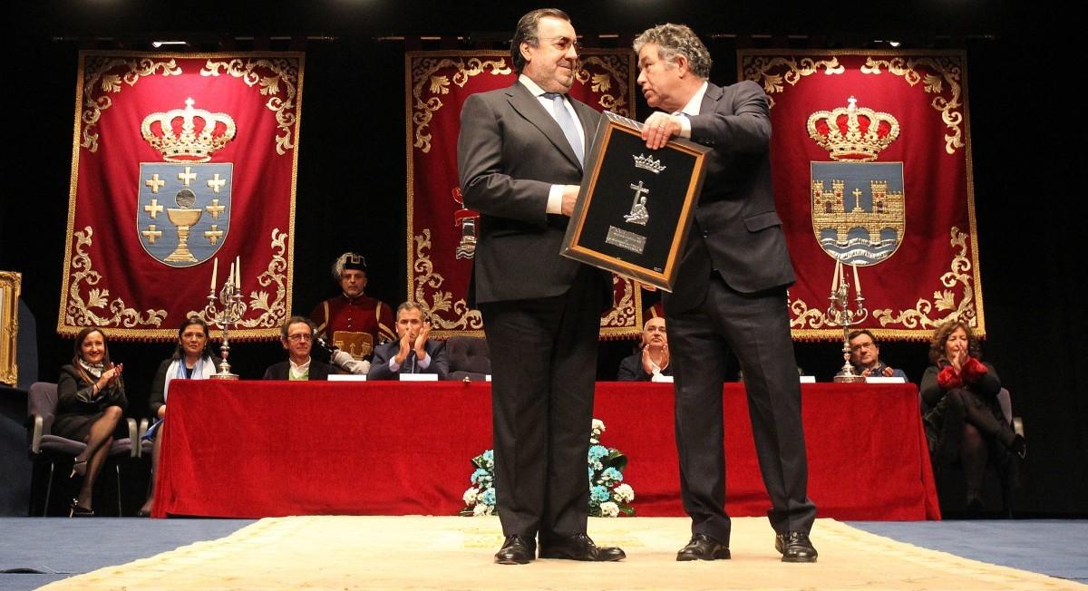 Entrega de premios Cidade de Pontevedra 2018