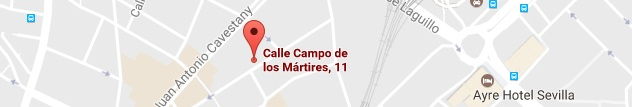 CRE Sevilla en Google Maps