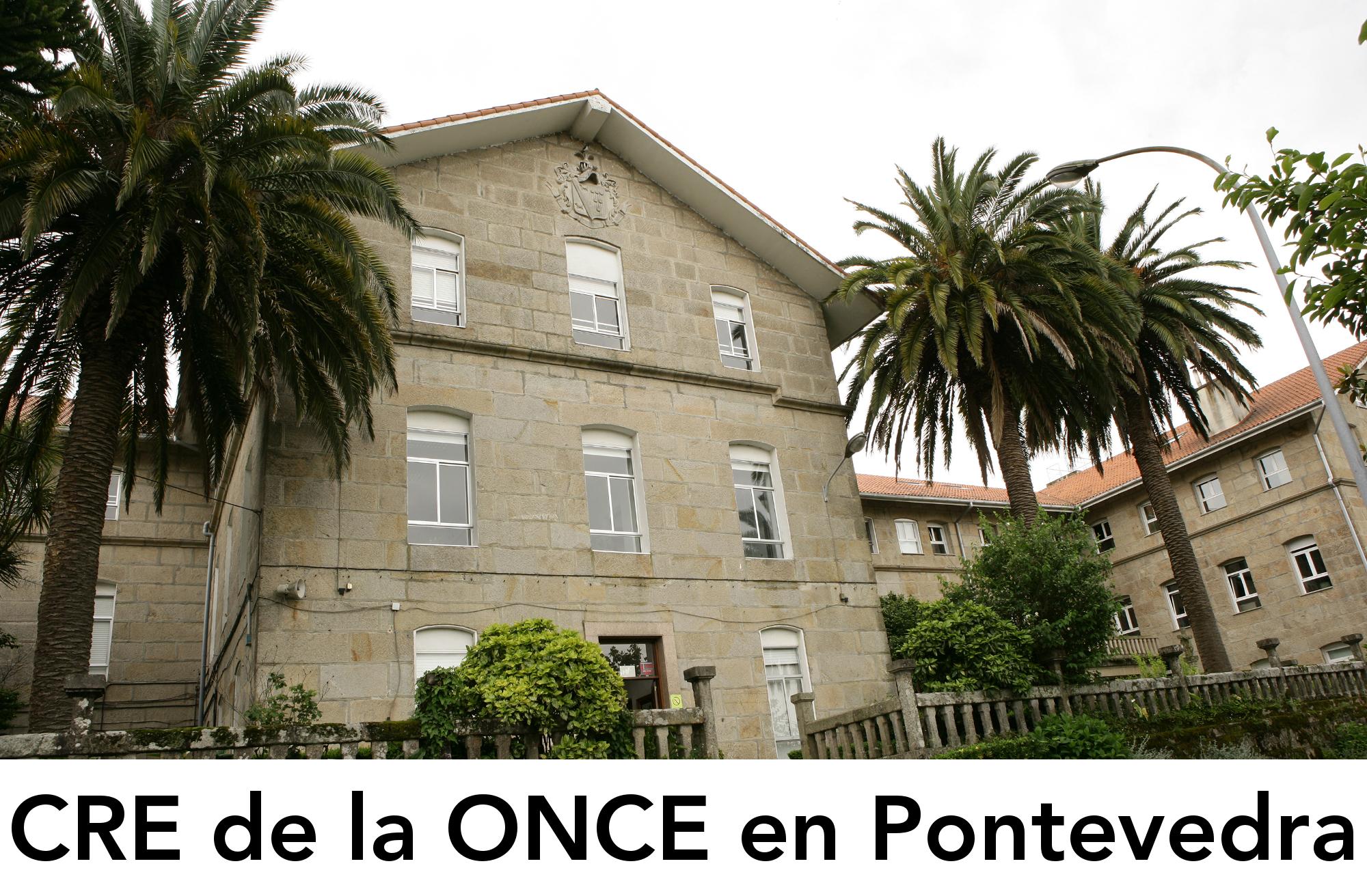 CRE de la ONCE en Pontevedra