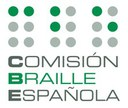 Logo comisión braille española