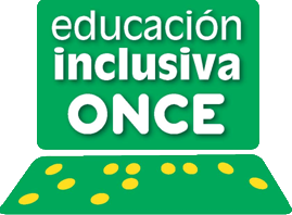 Web de Educación de la ONCE (logotipo)