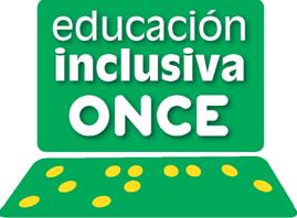 Web de Educación de la ONCE (logotipo)